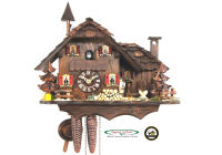 1-Day Cuckoo Clock Farm Cottage Deluxe