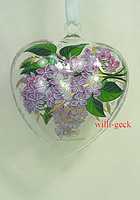 Crystal Heart 2009, Lilac