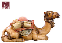 Farm Nativity Camel resting 3.54inch color