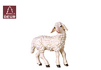 Farm Nativity Lamb standing 3.54inch color