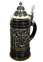 Rembrandt Stein: Night Watch. 1/2L, 9,84inch