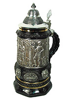 Royalty Stein Charlemagne, 1/2L, 9.65inch
