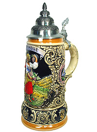 The Seasons Stein Autumn 1/2L 10.2inch