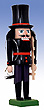 KWO Nutcracker Chimney Sweeper 11 inches