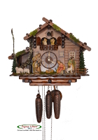 8-Day Music Cuckoo Clock  Christmas clock